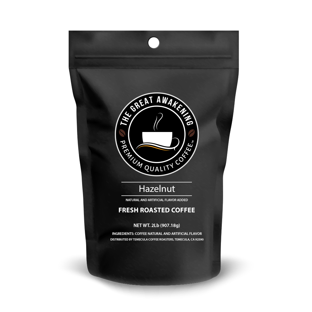 The Great Awakening Gourmet Coffee - Hazelnut