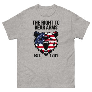 The Right To Bear Arms - Unisex T-Shirt