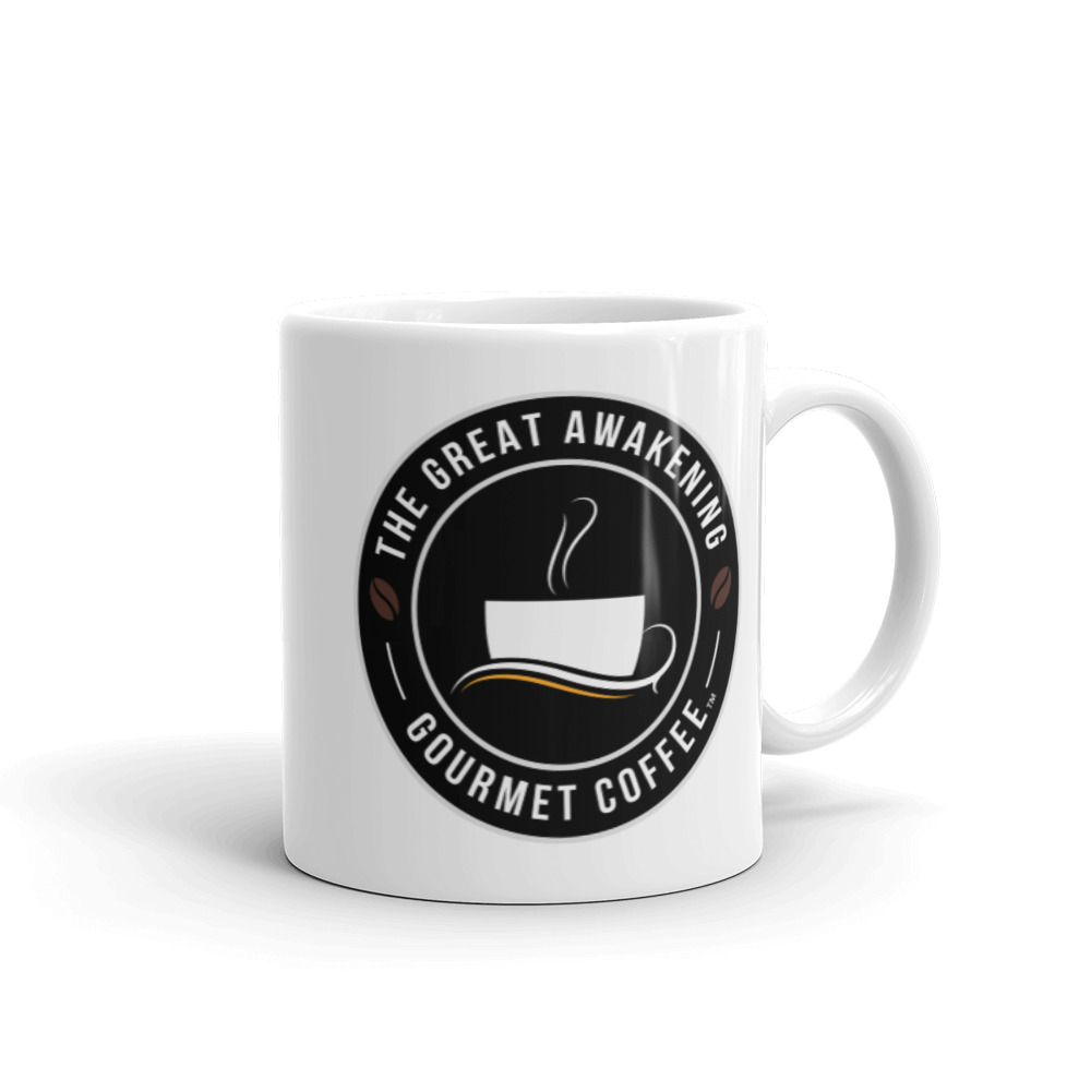 The Great Awakening Gourmet Coffee Mug